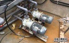 问:抽磷酸什么样的料浆泵合适?哪种好?✔️