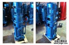 立式多级离心泵试车及其验收步骤