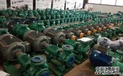 耐腐泵耐酸泵通常选什么材质比较好