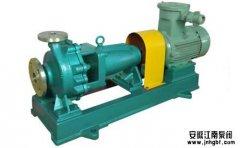 简述不锈钢离心泵产生振动的原因