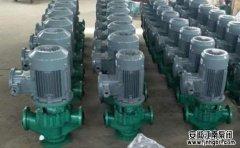 立式管道排污泵使用事项及安全操作规程