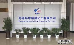 彭泽环球精细化工有限公司案例
