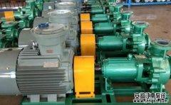 离心泵功率大超负荷的原因分析及处理方法