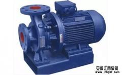 化工循环水泵的选择与节能