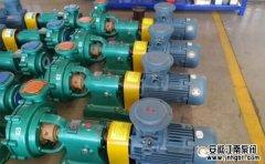 全方位了解化工泵及化工泵运转工作原理!