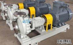 不锈钢离心泵流量常用控制方法总结(附图)