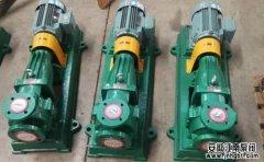 卧式离心式泵出口止回阀的选型及保护措施详解