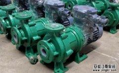 浅谈化工泵金属缠绕垫片应用知识