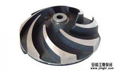 简单介绍不锈钢离心泵式水泵叶轮的3种形式