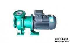 在安装和使用化工磁力泵时应注意的几个问题