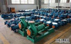 如何使得卧式离心泵进行有效的减震?