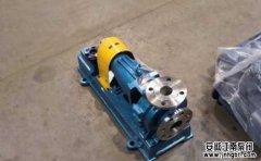 不锈钢离心泵装配要求及故障维修,绝对实用!