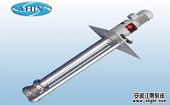 不锈钢耐腐蚀液下泵使用领域及其故障分析!