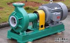 工业水泵泵壳与轴封装置介绍