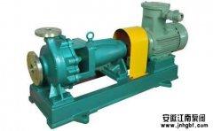 科普:单级离心泵和多级离心泵有什么区别?
