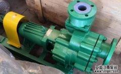 耐腐耐磨料浆泵启动,运行指南