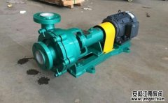 排污泵使用方法及安全操作规程