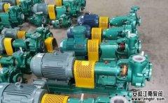 离心泵常用节能方法
