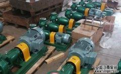 关联离心水泵效率减低的几个因素