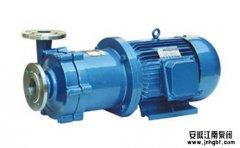 不锈钢磁力泵如何避免空转及停电时正确操作