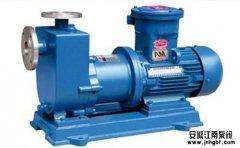 不锈钢磁力泵停用后重新运行有哪些步骤?