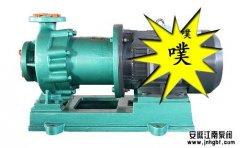 氟塑料磁力泵超电流超功率什么原因?剖析8原因