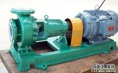 防腐蚀离心泵安装高度与吸程的选用