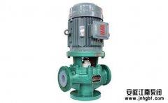 立式循环水泵与卧式循环水泵安装上有何不同?