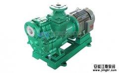 全面阐述氟塑料自吸磁力泵安装方法和连接要求