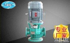 问:氟塑料立式管道泵和增压泵有什么区别?
