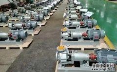 耐腐蚀化工泵运用条件及检修事项概述