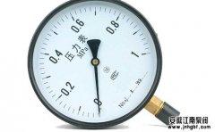 压力表的安装位置参照以下四项原则