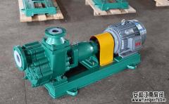 耐腐蚀自吸泵原理性能及应用概括