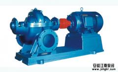 一文理清中开泵工作原理型号、参数、结构形式