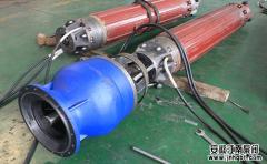 每日科普一泵:深井潜水泵的使用及选型