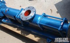 每日科普一泵:螺杆泵的选型技巧分享
