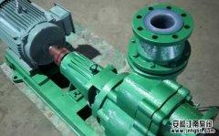 自吸泵在安装前四项的技术要求!
