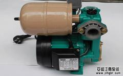 自吸泵与增压泵,你pick哪个?