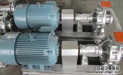 每日科普一泵:热油泵的使用及检修