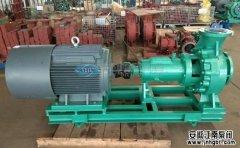 化工泵噪声如何处理?有什么措施?