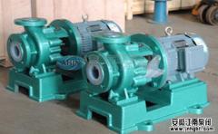 耐酸碱磁力泵的正确使用及维护方法