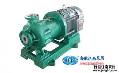 氟塑料磁力驱动泵为什么要灌注与排气?