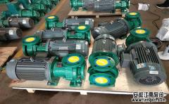 耐腐蚀化工泵为什么选择氟合金材料?