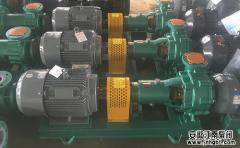 喷淋循环泵的安装与维护