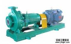 浅析防腐蚀离心泵的五个基本保养方法