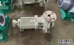 浅析影响不锈钢耐腐蚀泵腐蚀的因素