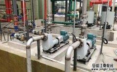 离心泵机组的正确安装及要求