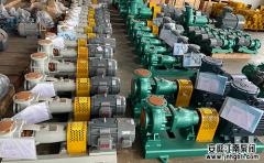 IHF衬氟泵的正确启动、运转、维护方法