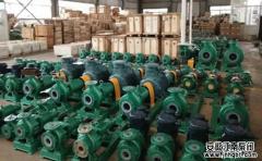 氟塑料化工泵的科学储存方法