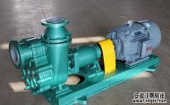 氟塑料自吸泵的组装和使用注意事项